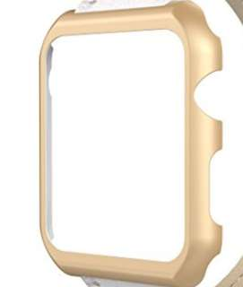 INSTOCK Apple Iwatch Metal Case - Gold series