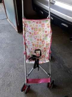 Stroller umbrella type