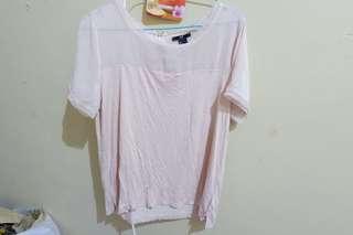 Hnm pink top