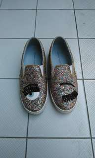 🚚 CHIARA FERRAGNI 眨眼鞋39