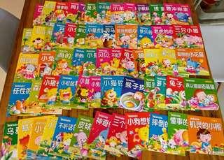 Brand New 60 chinese storybooks