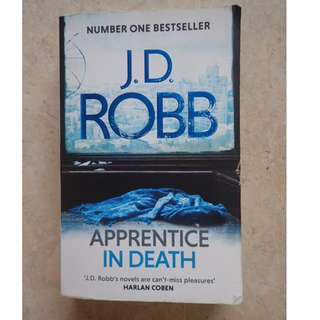 J.D. Robb - Apprentice in Death