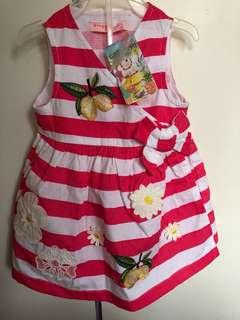 Gingersnaps Festive Dress