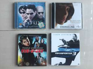Thriller Action Movies 🎥 VCD 📀 (1)