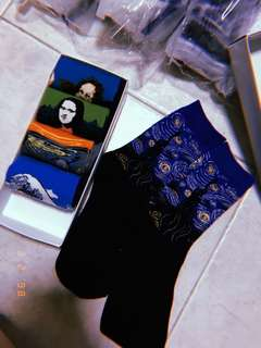 Design Socks (INSTOCK)