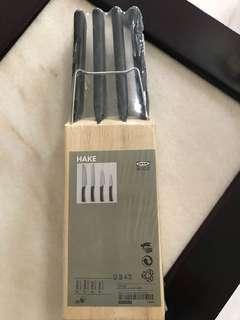 Brand new ikea knifes