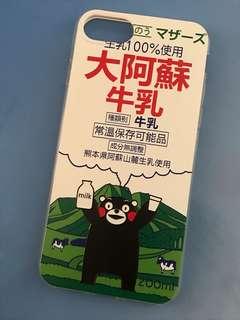 熊本熊手機殻iphone7/8 case