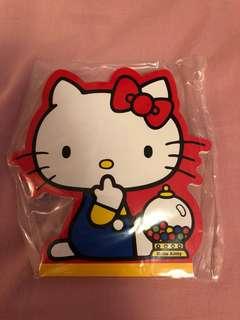 Hello Kitty Memo 紙