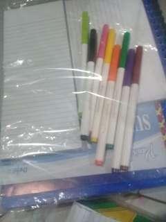 Back to school promo kit