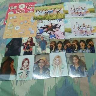 Twice Photocards SALE / TRADE