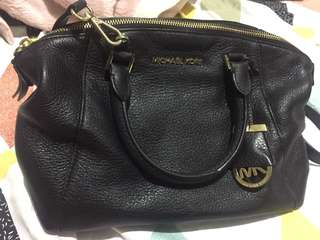 AUTHENTIC Michael Kors Riley in Small (black)