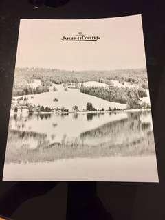 Jaeger-LeCoultre booklet