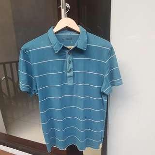 Paul Smith Blue Polo Shirt