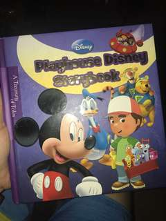 Disney Playhouse Disney Storybook