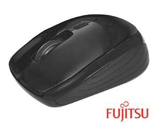 🔆保固三個月🔆FUJITSU富士通USB無線光學滑鼠FR400(黑)