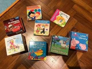 Set of Mini Children Books