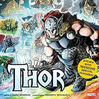 The World According to Thor (Insight Legends