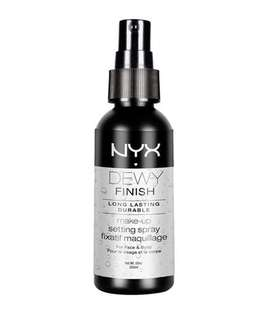 🌟INSTOCK🌟NYX Dewy Finish Setting Spray