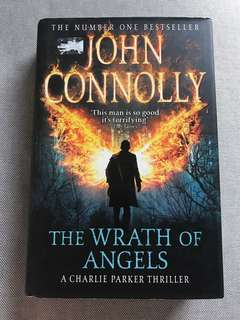 [hardcover] the wrath of angels by John Connolly