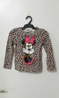 Minnie Leopard Shirt
