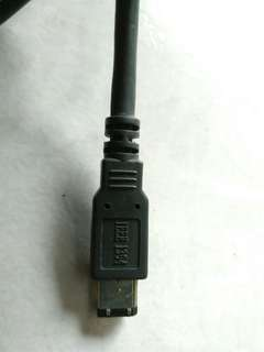 IEEE 1394 Cable 1.2m