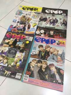 BTS COVER EPOP