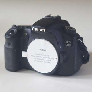 Canon EOS 60D + 50mm f1.8