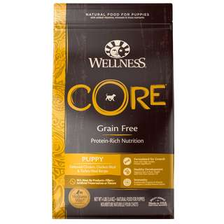 Wellness® CORE Puppy Grain-Free Dry Dog Food