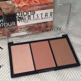 🦋Contour Mineralize Blush Palette Powder Highlighter Make Up🦋