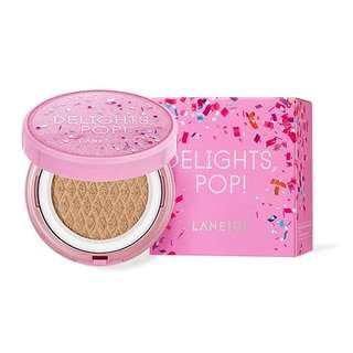 [Brand New] Laneige Holiday Limited Edition Delights Pop Whitening BB Cushion - #21 Beige