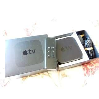 Apple TV 32GB 4th generation (第4代) 連remote 全套盒齊