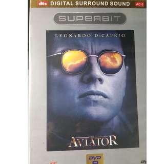 DVD - THE AVIATOR (2004) leonardo dicaprio