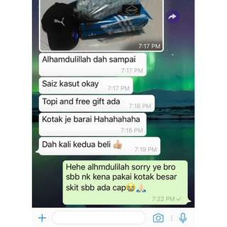 FEEDBACK CUSTOMERS SAYA