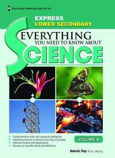 Lower Secondary Science Textbook