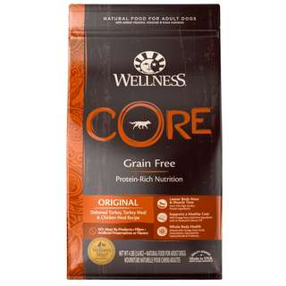 Wellness® CORE Original Grain-Free Dry Dog Food