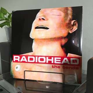 Radiohead - The Bends Vinyl LP