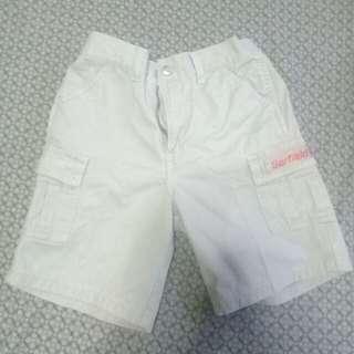 Garfield Beige Shorts