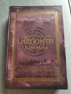 [hardcover] Labyrinth by Kate mosse