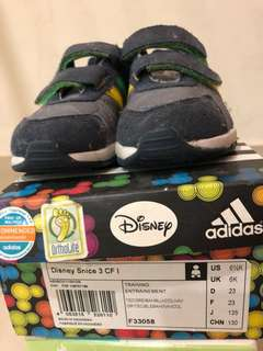 Adidas Mickey Mouse sneakers