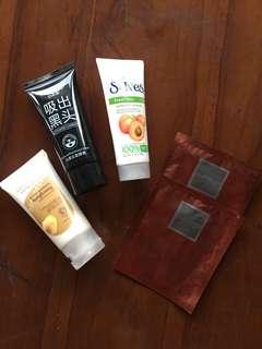 [PROMO] St.Ives Scrub, Bio Aqua Mask