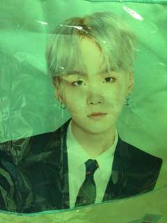 Suga Image Flag Official Japan Muster Merchandise