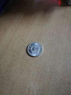 人民幣5分錢1983年,大特價