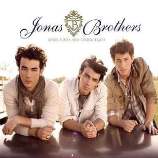 Jonas Brothers - Lines, Vines & Trying Times