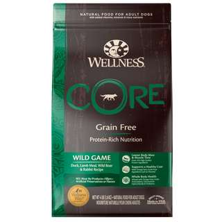 Wellness® CORE Wild Game Grain-Free Dry Dog Food