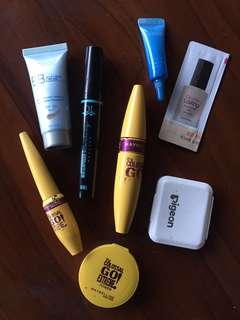 [PROMO] Wardah BB Cream, QL Mascara, Maybelline
