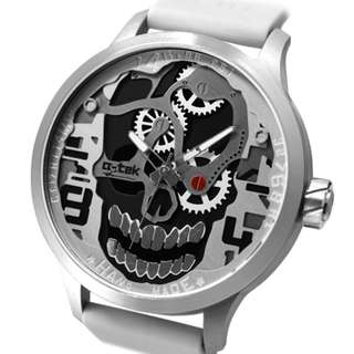 全新 a-tek  a1502w weisheit 手錶原價 $3,300 現只需$1500  盒有損毀如圖 但手錶全新未用過