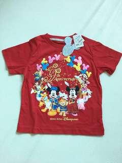 Disney 9th Anniversary t-shirt