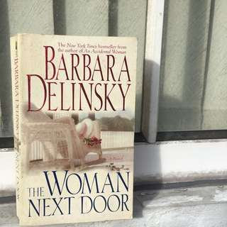 Barbara Delinsky - The Woman Next Door