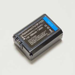 Sony NP-FW50 Battery (3rd party)