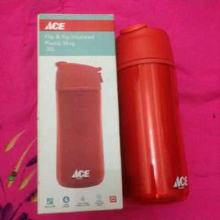 NEW ORI ace flip and sip insulated